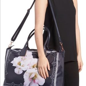 19aeca97c5c22 Ted Baker Bags - SOLD OUT Ted Baker Kalmiaa Gardenia Print Tote